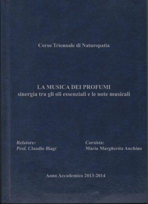 Anno Accademico 2013/2014: La Musica dei Profumi