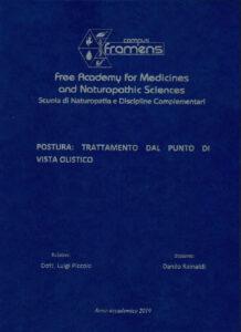 Tesi per il Diploma: Scuola di Naturopatia online FRAMENS
