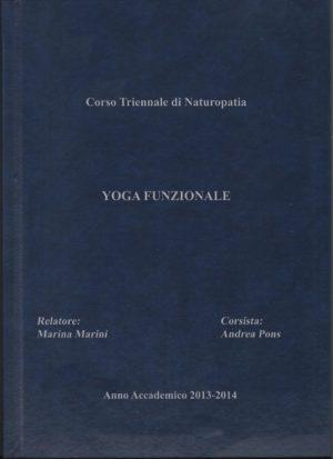 Anno Accademico 2013/2014: Yoga funzionale